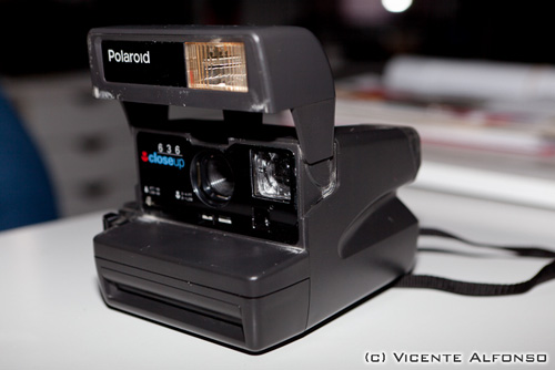 Polaroid 636 close up – Foto Aprendiz