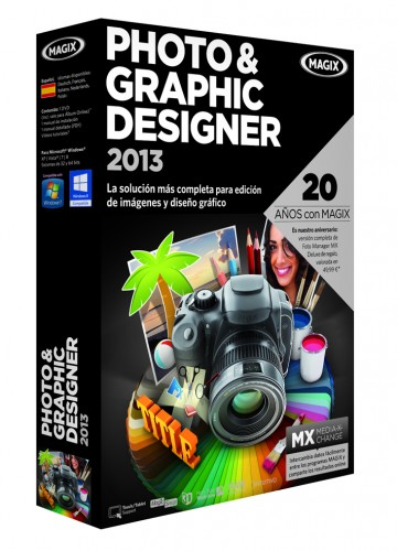 Sorteo de 2 licencias de Photo and Graphic Designer
