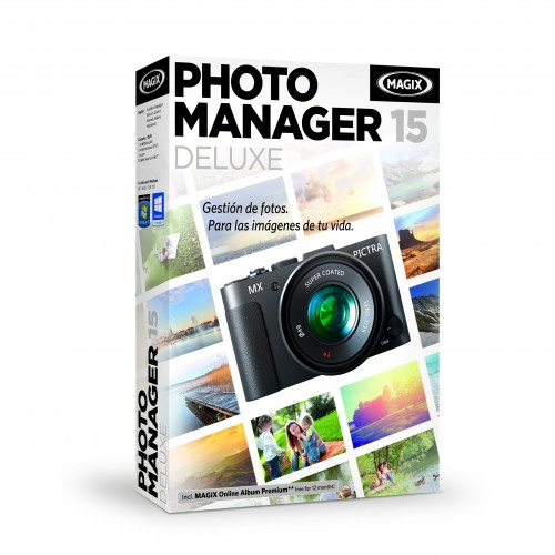 Sorteo de dos licencias de Photo Manager Delux de Magix