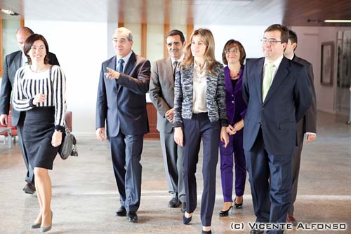 Vicente Alfonso fotógrafo oficial en el I Congreso Internacional de Medios