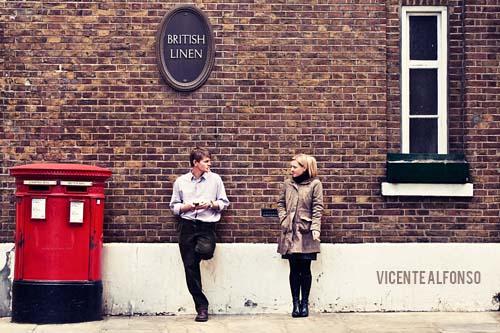 Foto tomada en Londres, que participa en un calendario de GECA