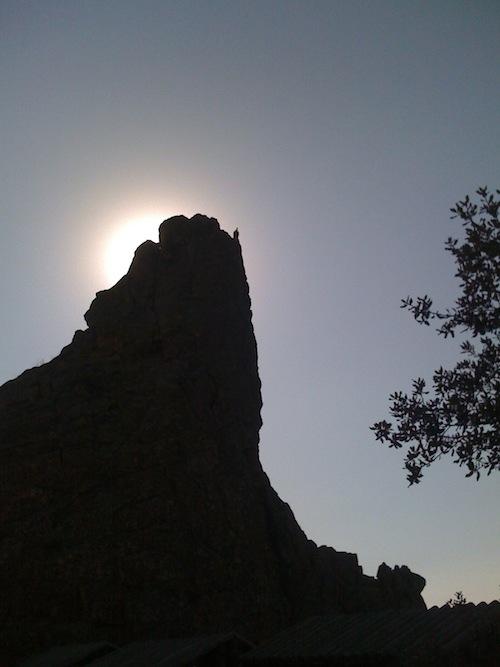 Monfragüe por el fotógrafo Vicente Alfonso y su Iphone