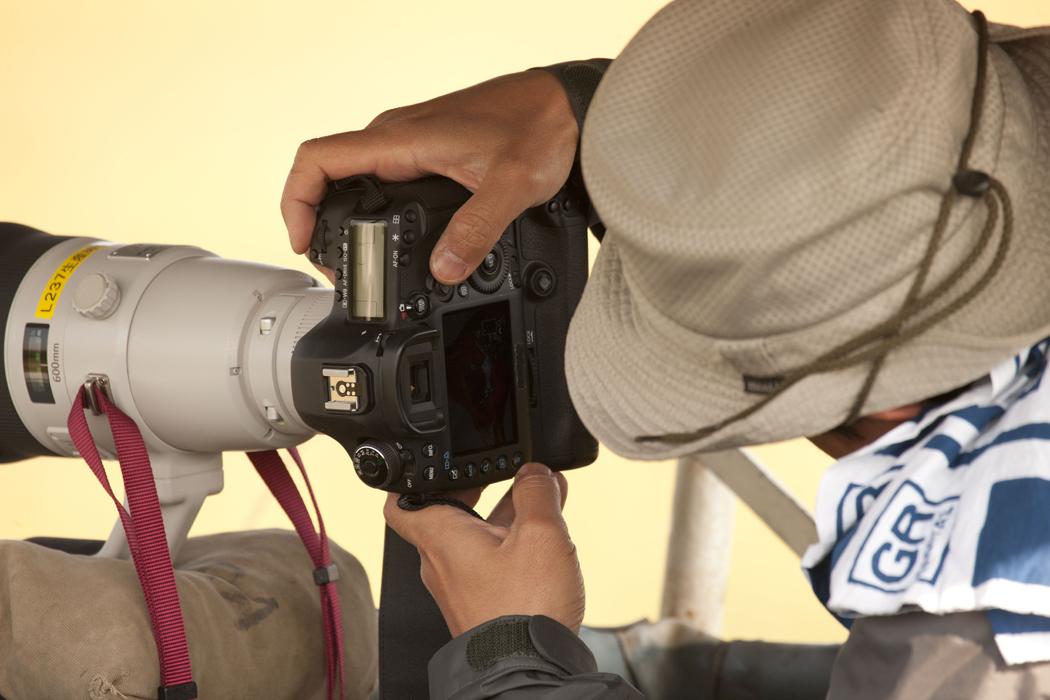 Posible Canon EOS 5D mk2