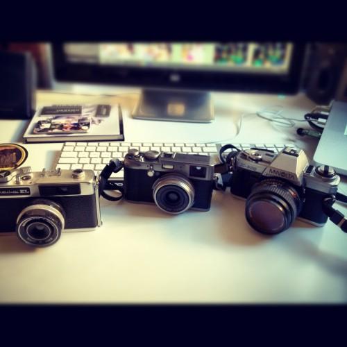 FujiFilm x100 por el fotógrafo profesional Vicente Alfonso