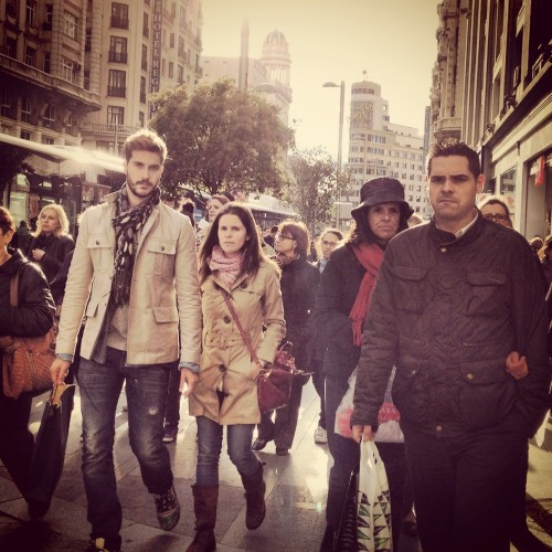Fotos publicadas con Instagram realizadas con el móvil por el fotógrafo Vicente Alfonso