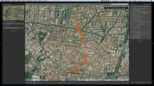 GPS Sony Alpha 99