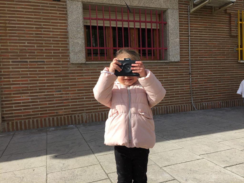 Polaroid Snap Touch, Vicente Alfonso, Análisis, Impresión, fotografía, Cámara, Compacta, Polaroid,