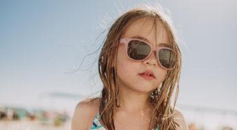 Retratos en la playa por el fotógrafo Vicente Alfonso