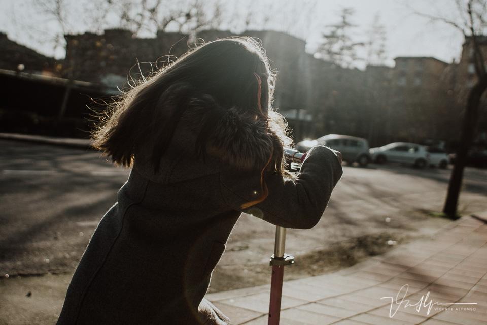 Fotografía callejera para salir de la rutina profesional diaria