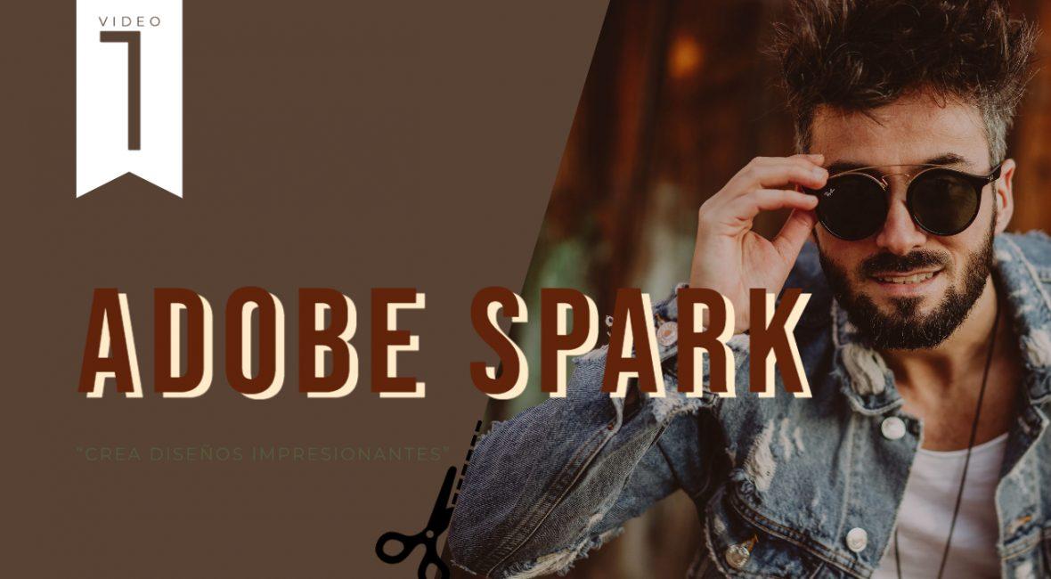 Creación de contenido con adobe Spark