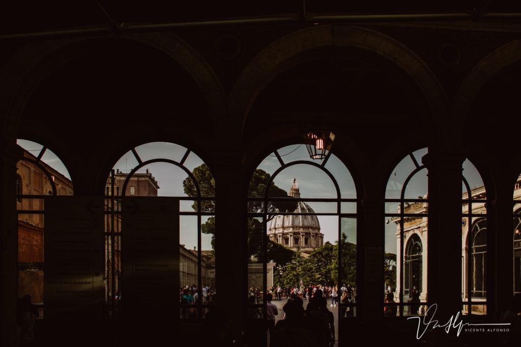 Dentro del Vaticano. Paseo fotográfico por la ciudad de Roma