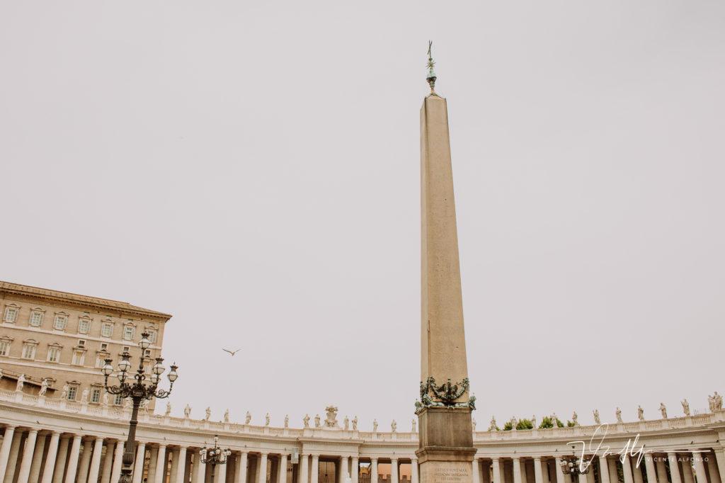 Plaza Vaticano Roma