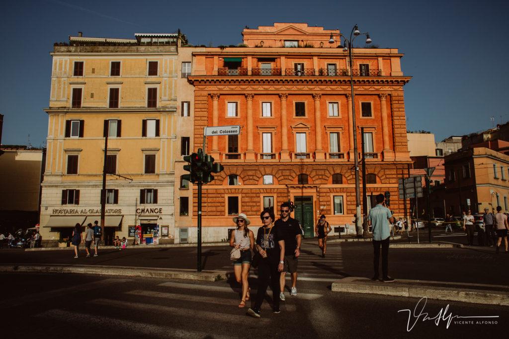 Calles de Roma. Paseo fotográfico por la ciudad de Roma