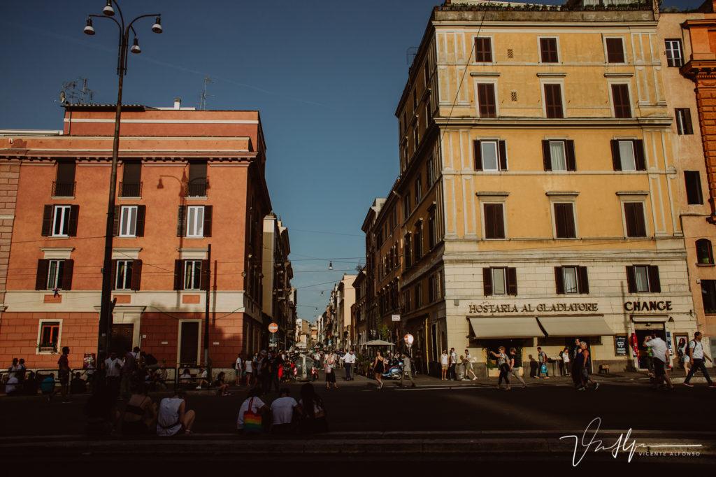 Más calles de Roma. Paseo fotográfico por la ciudad de Roma