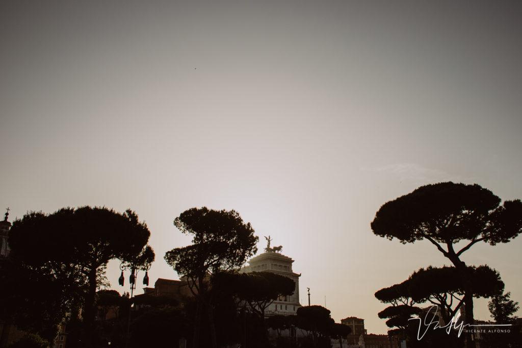 Bellezas de Roma. Paseo fotográfico por la ciudad de Roma
