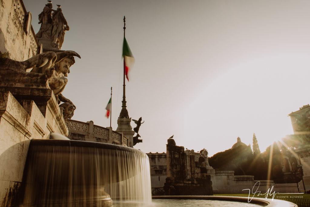 Fuentes de Roma. Paseo fotográfico por la ciudad de Roma