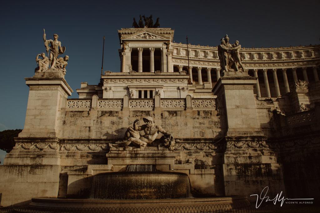Esculturas Romanas. Paseo fotográfico por la ciudad de Roma