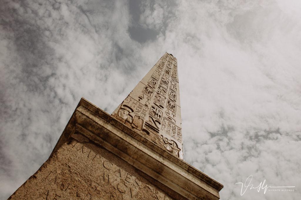 Monumentos Romanos. Paseo fotográfico por la ciudad de Roma