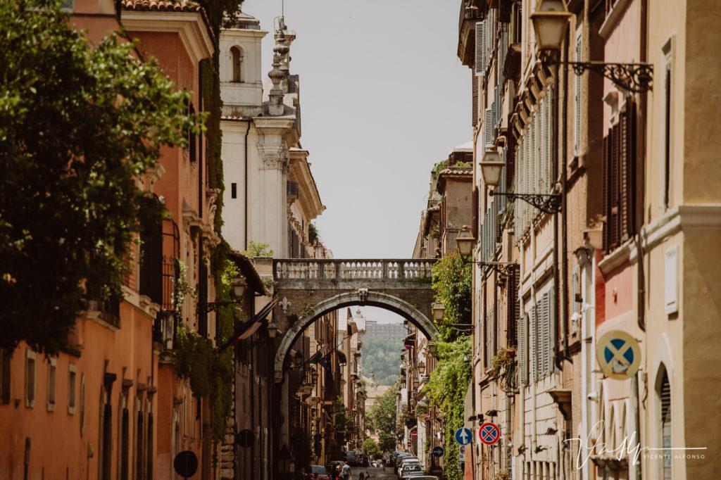 Trastévere. Paseo fotográfico por la ciudad de Roma
