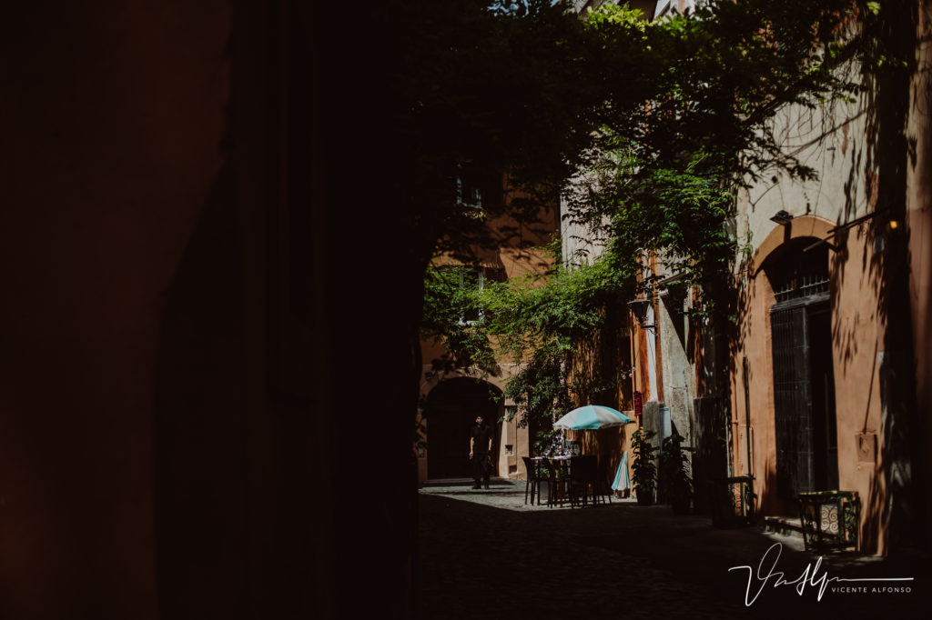 Zonas del Trastevere. Paseo fotográfico por la ciudad de Roma