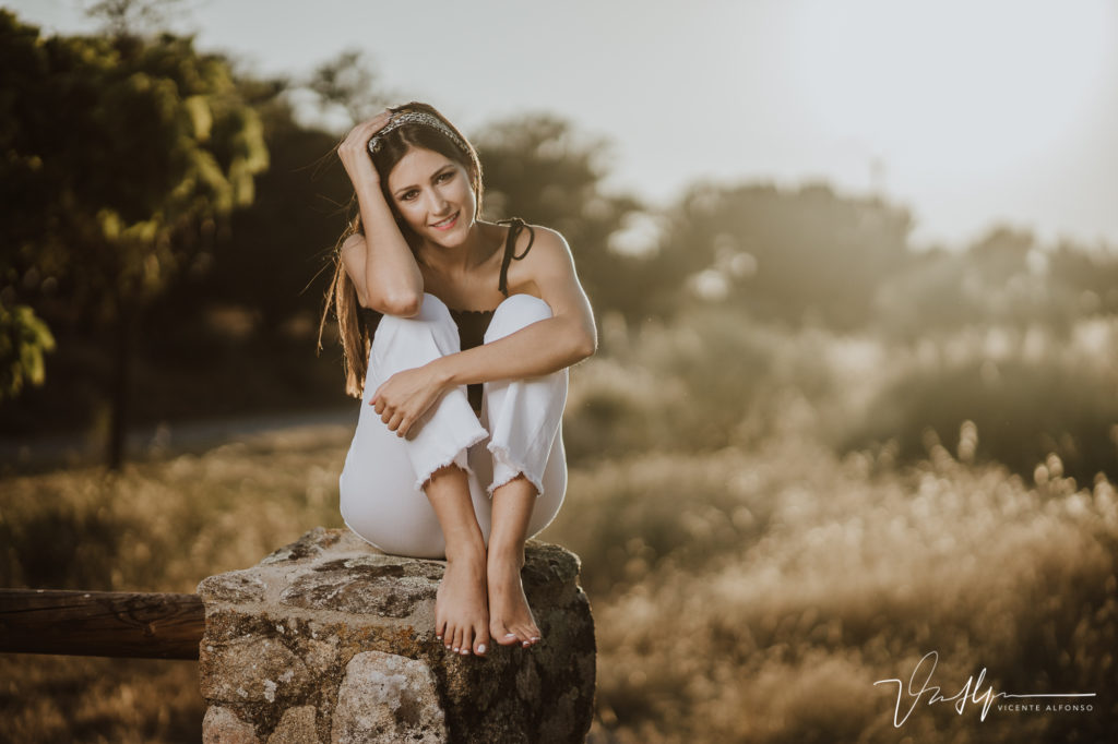 Judith Sarró modelo