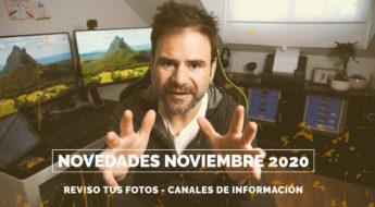 Videos del fotógrafo profesional Vicente Alfonso